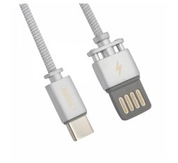 Slika proizvoda: Kabel REMAX Dominator Fast Charging data cable RC-064 Type-C srebrn