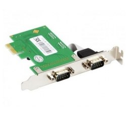 Slika proizvoda: PCI kartica E-Green Express kontroler 2-port (RS-232,DB-9)